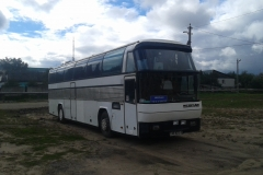 Заказать автобус из Витебска в Москву