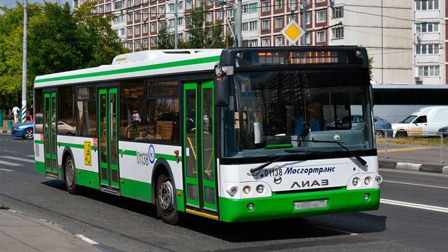 Автобус Москва-Витебск